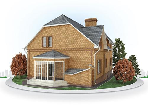 как выбрать материал стен жилого дома