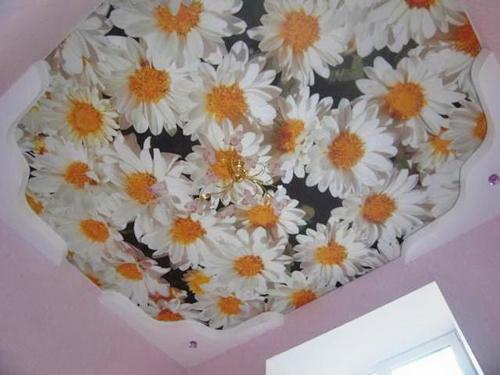 какие хорошие натяжные потолки