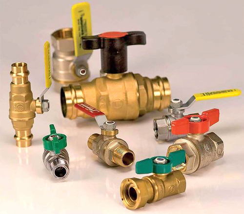 роль запорной арматуры в прокладке водопровода