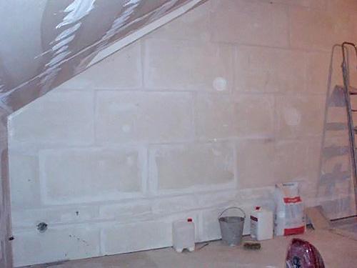 утеплитель для стен внутри фото