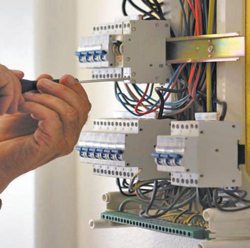 электрический щиток своими руками фото