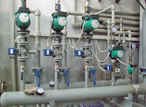 дополнительное оборудование для монтажа отопления