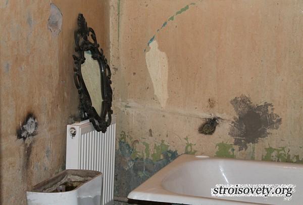 ремонт и отделка ванной комнаты