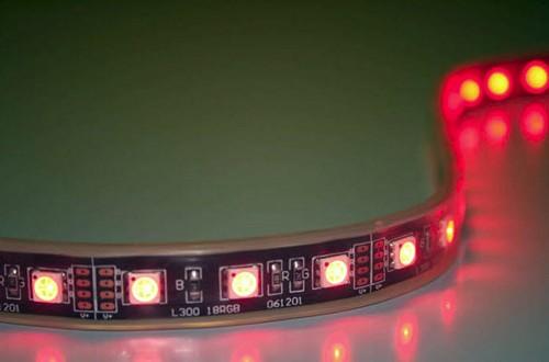 светодиодная подсветка своими руками фото