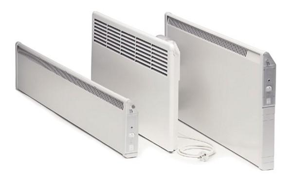 настенные электрические конвекторы отопления фото