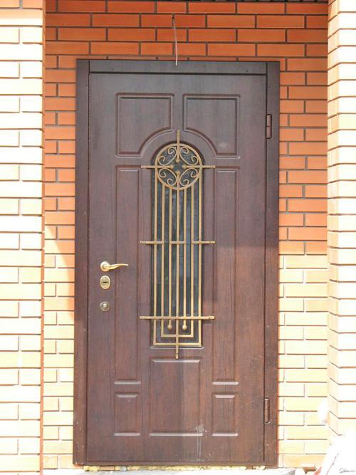 как утеплить металлическую дверь своими руками