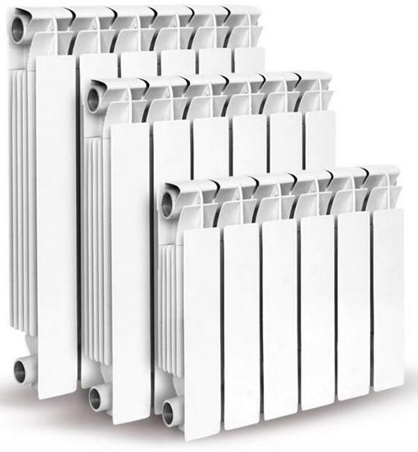 алюминиевые батареи отопления фото
