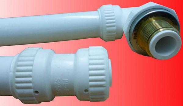 трубы из полипропилена для отопления фото