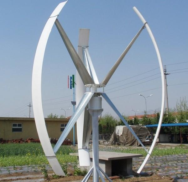 ветроэлектрогенератор для дома фото