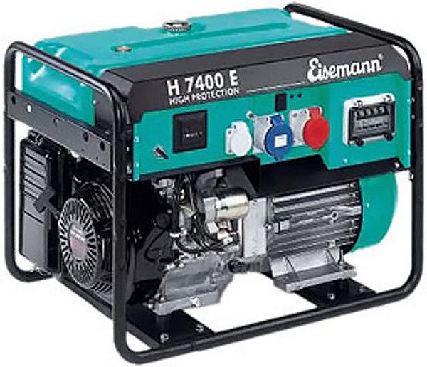 электрогенератор газовый бытовой фото