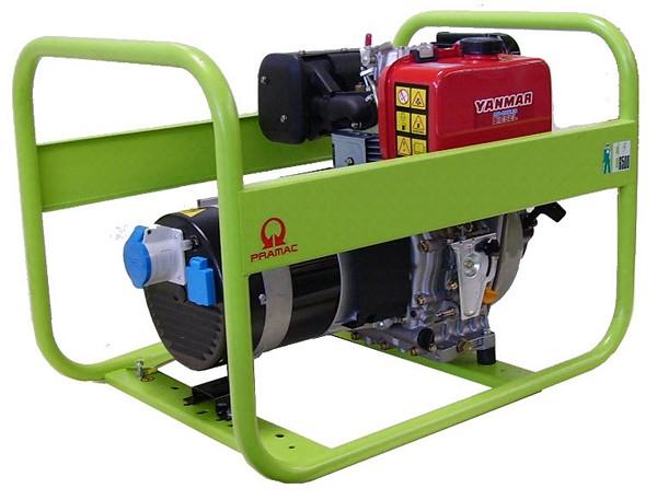 генератор электрический дизельный фото