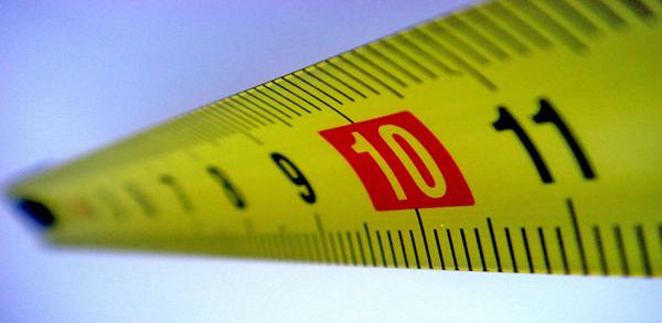 инструменты для измерения длины рулетка