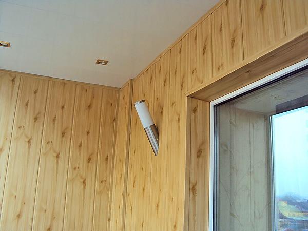 отделка стен панелями мдф фото