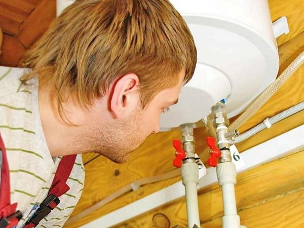 подключение водонагревателя  к полипропиленовому водопроводу фото