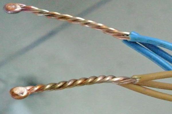 соединение проводов без пайки сварка электропровода