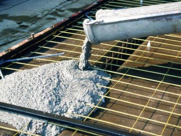 каким должен быть состав бетона для фундамента
