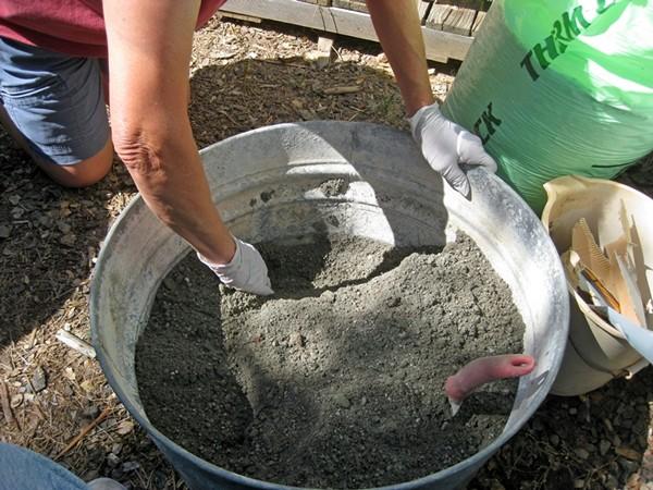 рецепт бетона для фундамента
