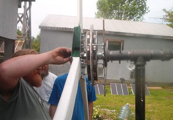 лопасти для ветрогенератора своими руками фото