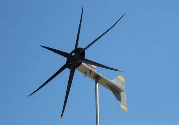 ветрогенераторы для дома своими руками фото