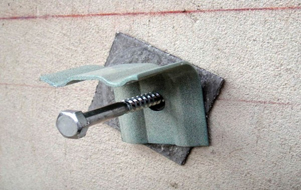 как крепить фасадные панели фото