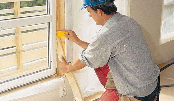 как утеплить старые окна
