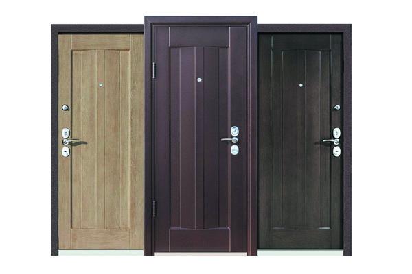 какие двери входные лучше