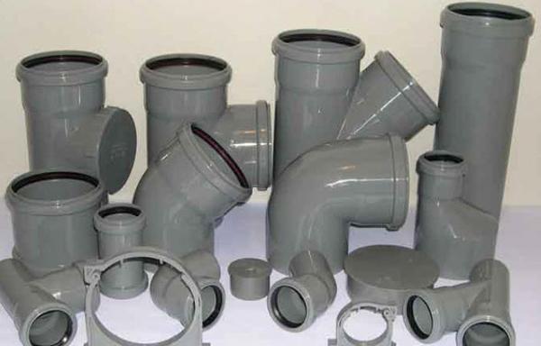 трубы для канализации: разновидности
