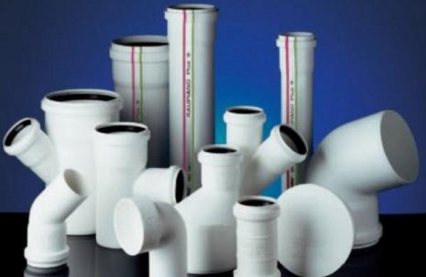 монтаж пластиковых труб канализации 30