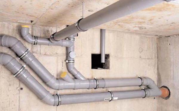 пластиковые трубы для канализации фото
