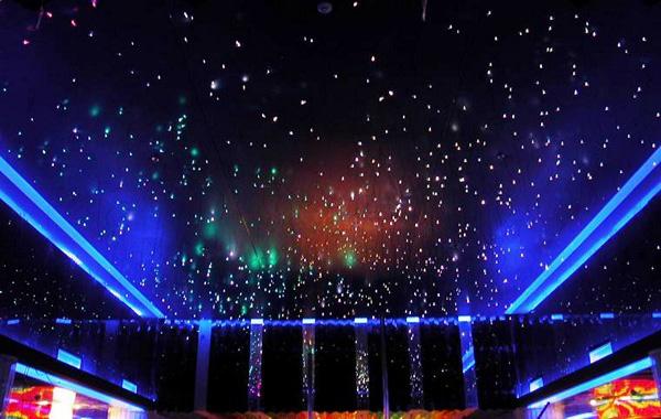 потолок звездное небо фото