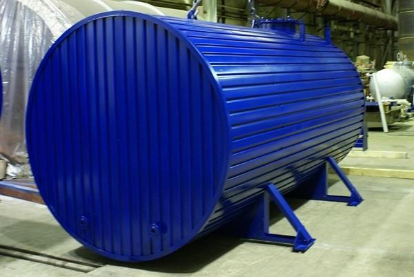 резервуары для хранения воды в загородном доме фото