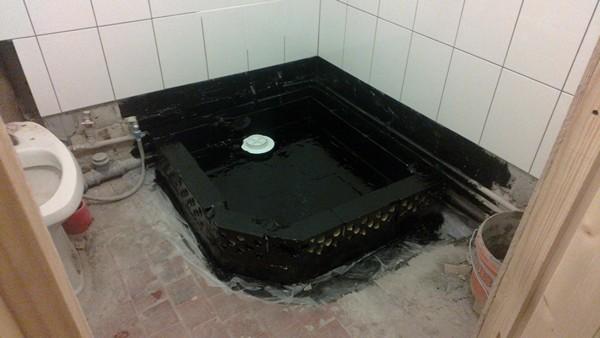 Как в ванной сделать гидроизоляцию фото 890