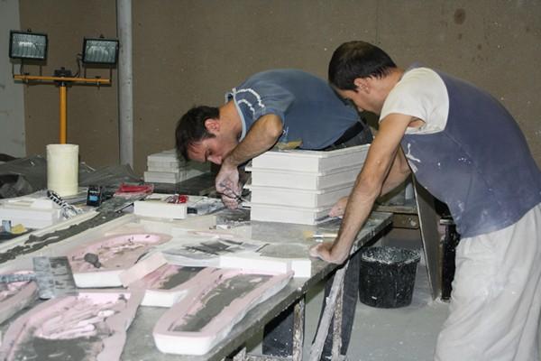 изготовление гипсовой лепнины своими руками фото