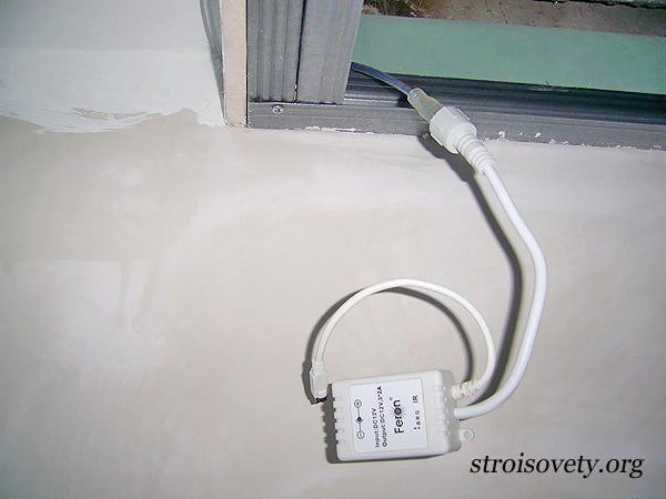 контроллер для светодиодной ленты фото