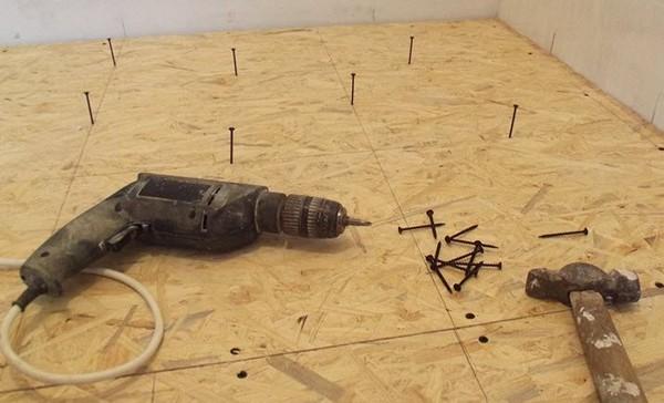 устройство деревянных полов в квартире