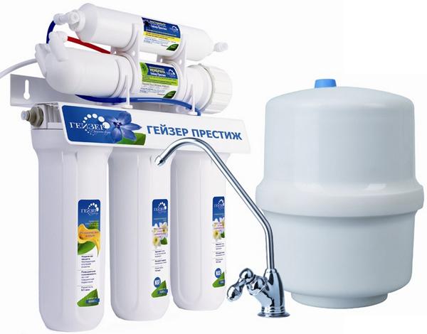 стационарные фильтры для очистки воды фото