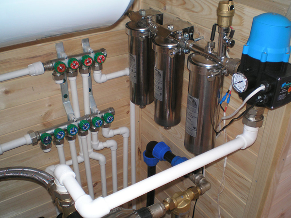 водоочистители для дома
