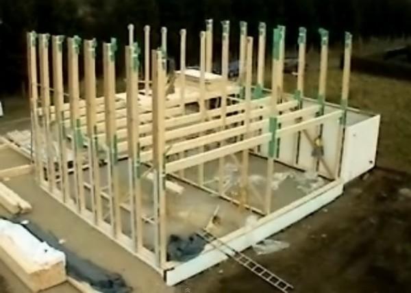 Строительство каркасного домов своими руками фото 526