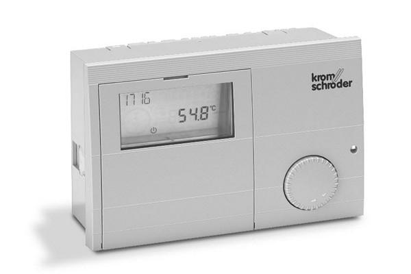 электронный терморегулятор для отопления фото