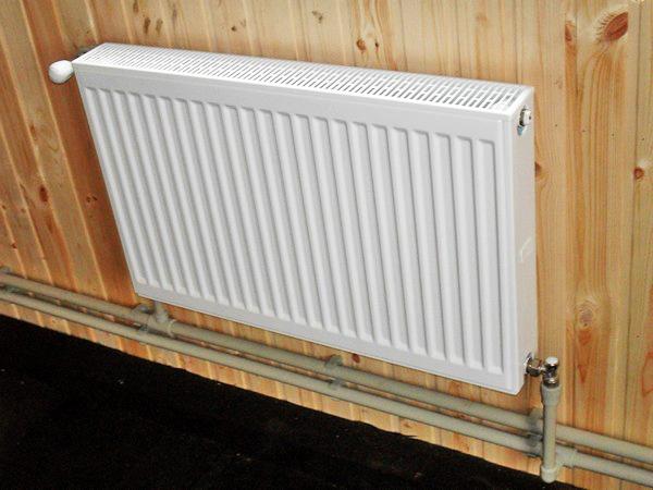 где можно использовать панельные радиаторы