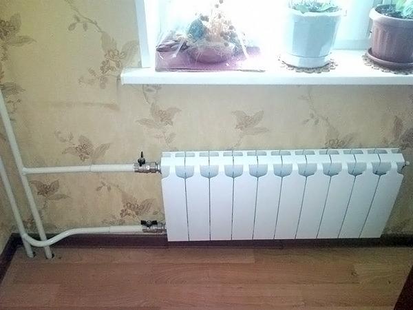 плюсы и минусы биметаллических радиаторов отопления