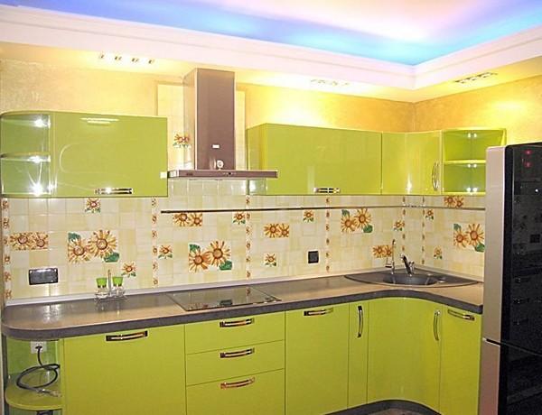 особенности ремонта малогабаритной кухни