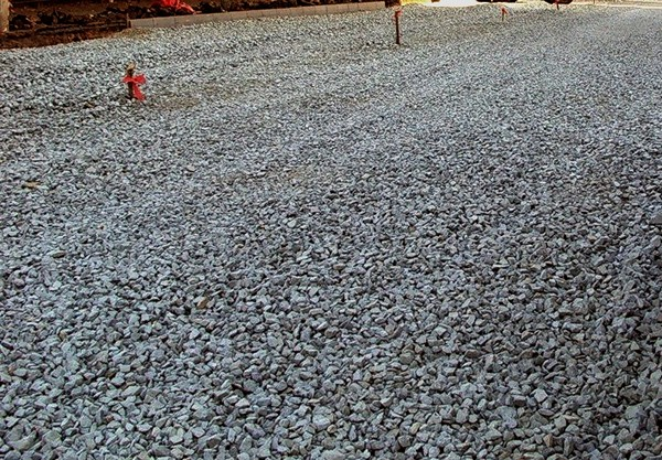 бетонирование двора своими руками: технология