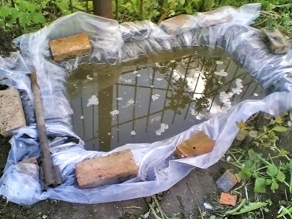 изготовление фонтана для дома своими руками фото