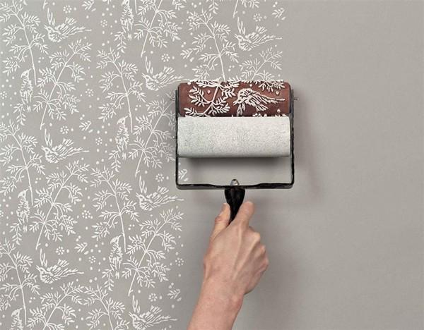 покраска стен в квартире своими руками фото