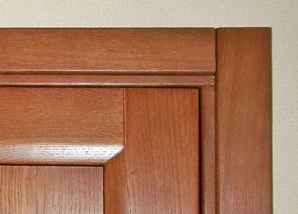 деревянные наличники на двери фото