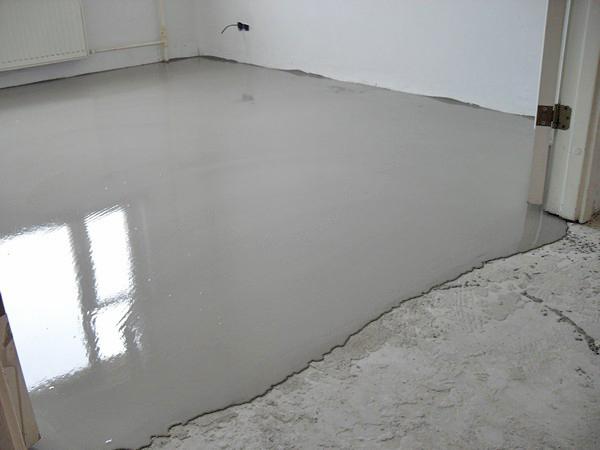 как производится ремонт бетонных полов фото