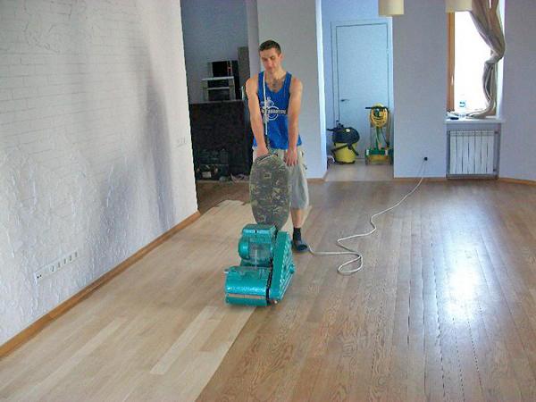 как правильно выполнить ремонт деревянных полов