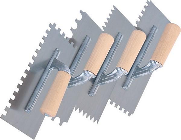 шпатели зубчатые для плитки фото