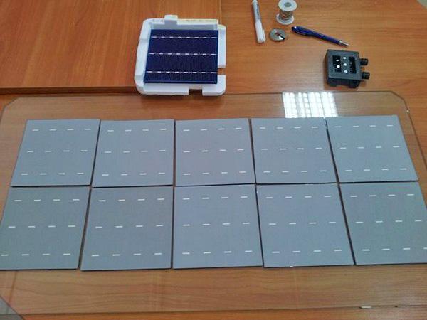 солнечная батарея своими руками фото